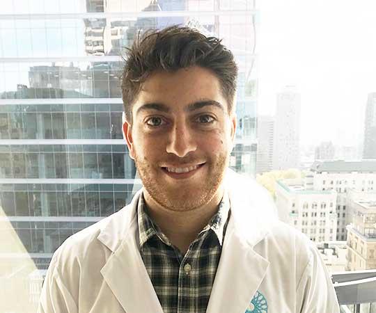 Dr Mickey Moroz